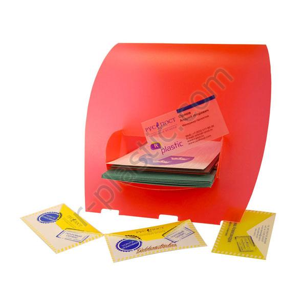 Папка-регистратор с покрытием PVC 50 мм А4 темно-синяя IND 5/30 PVC ТС